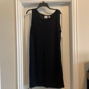 Woman's Newport News black Dress, Size XL